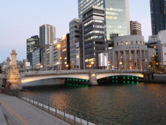 【SYNTH(シンス)北浜ブログ】淀屋橋・本町・北浜巡り第二弾~水都大阪を支える橋文化~