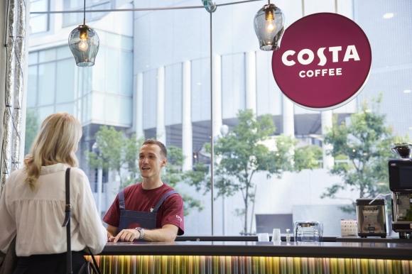 【SYNTH(シンス)西梅田ブリーゼタワーブログ】併設カフェ コスタ コーヒースタンドのご紹介