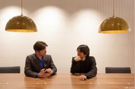 馬場正尊氏(OpeaA代表)×田井秀清(SYNTH代表) SYNTH3階OPEN記念対談