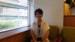 関西外国語大学からのインターン生へインタビュー