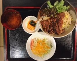 堂島グルメレポートvol.29(お手軽に本格焼肉がランチで味わえる「焼肉 丑乃匠」)