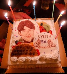 株式会社SYNTH開業5周年イベントを行いました!【食事会編】