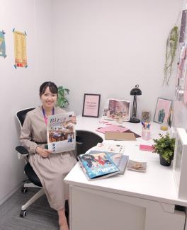 関西外国語大学からの短期インターン生 2019年夏①