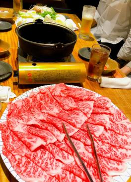 堂島グルメレポート番外編(大阪唯一の黒毛和牛 なにわ黒牛を堪能!『肉匠 ろうす亭』)