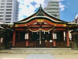 堀川戎神社に祈祷に行ってまいりました!~2020~