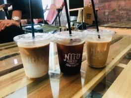 堂島グルメレポートVol.36 (本格コーヒーが楽しめるNito Coffee&Craft Beer)
