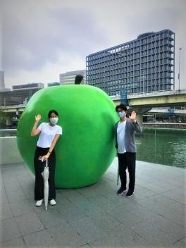 堂島周辺街歩きレポート④