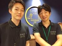 SYNTHブログ更新しました!!(SYNTHオリジナルポロシャツ)