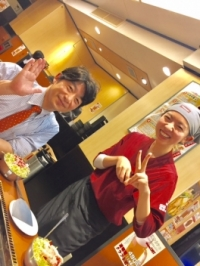 堂島グルメレポート番外編(「仕事終わりにおいしいお好み焼き「鶴橋風月 新宿ごちそうビル店」)