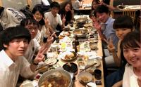 SYNTHブログを更新しました(SYNTHスタッフ、インターン生の歓迎・壮行・送別会を行いました!)