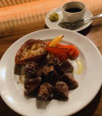 SYNTHブログを更新しました(堂島グルメレポート番外編~絶品のお肉を味わえるビストロ「CarneSio West」~)