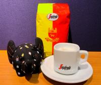 SYNTHブログを更新しました(こだわりのコーヒー豆~セガフレード社のエスプレッソ~)