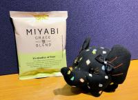 SYNTHブログを更新しました(期間限定コーヒー~キャラバン『MIYABI GRACE BLEND』~)