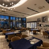 SYNTHブログを更新しました(堂島グルメレポート番外編~梅田の景色を一望できる都市型タワーキャンパス内のイタリアンレストラン『リストランテ翔21』~)