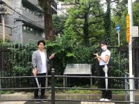 SYNTH(シンス)ブログを更新しました(堂島周辺街歩きレポート④)