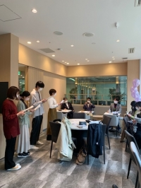 メディア掲載を更新しました(株式会社SYNTHと大阪市立大学との共同研究プロジェクトの成果発表会が実施されました。)
