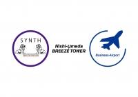 【SYNTH×ビジネスエアポート 西梅田ブリーゼタワー】のホームページが開設されました。