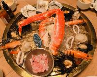 SYNTHブログを更新しました(堂島グルメレポート番外編~新鮮な生牡蠣がいただける!梅田の大人気シーフードレストラン『Wharf ワーフ』~)